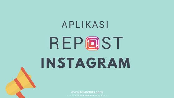10 Aplikasi Repost Instagram Tanpa Watermark Aplikasi Instagram Membaca