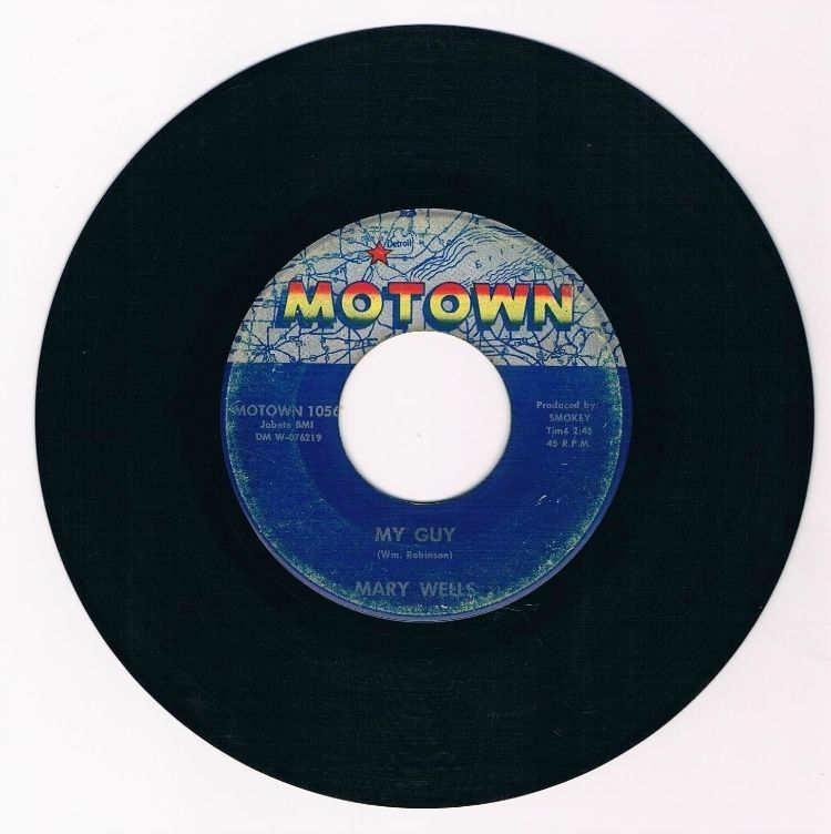 2 vintage motown 45 rpm records mary wells my guy for 45 house music