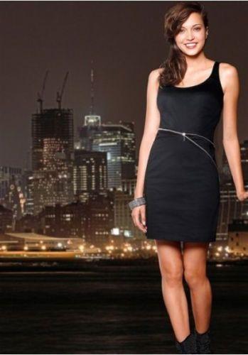 STYLISCHES ETUIKLEID Kleid schwarz mit Zipper NEU *UVP 45,95€ , Gr 38 , SALE in Kleidung & Accessoires, Damenmode, Kleider | eBay