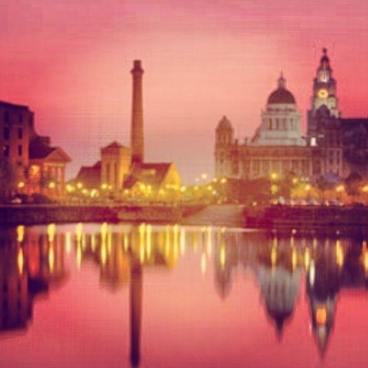 Albert Dock, Liverpool | Liverpool city, Liverpool town ...