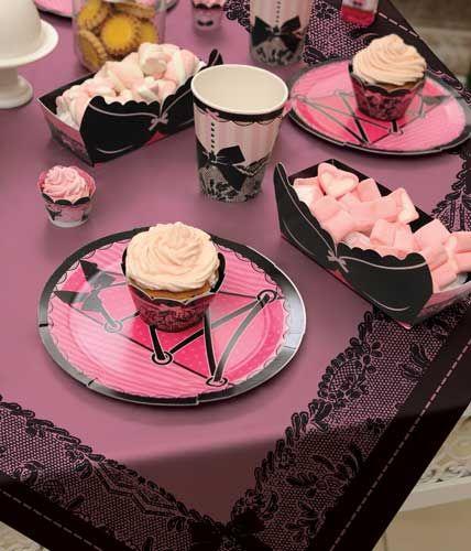 e0fe721578b889 Decoração de Chá de Lingerie: Lindas Artigos de Festas! Blog ...
