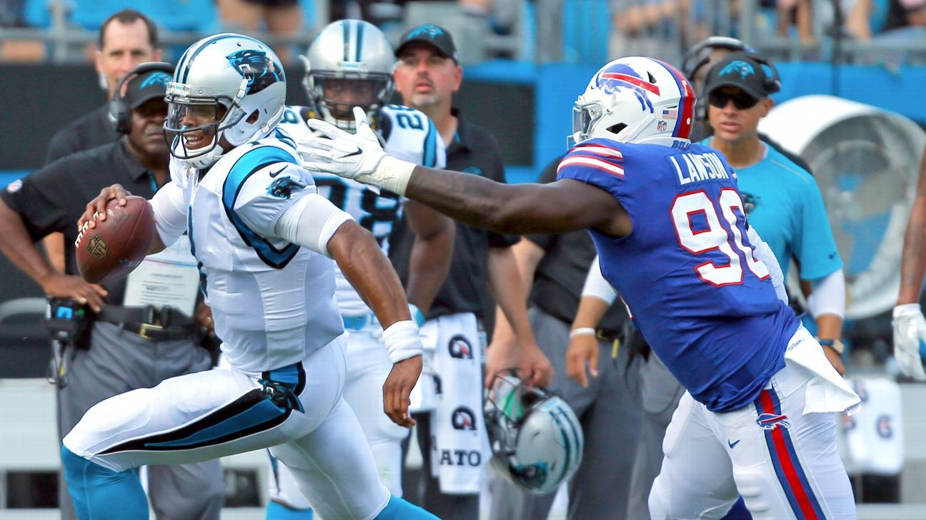 Tests loom, but Bills' defense much improved from Rex Ryan