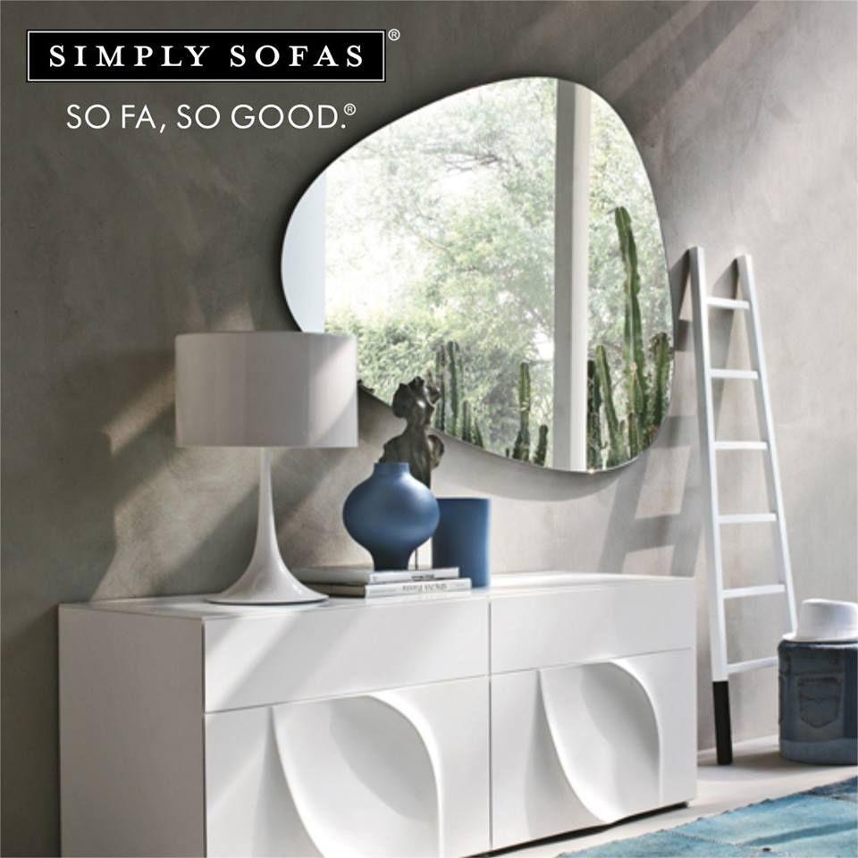 Tonin Casa Stone Mirror Synonymous To Its Name This Mirror Takes  # Muebles Kasa Design