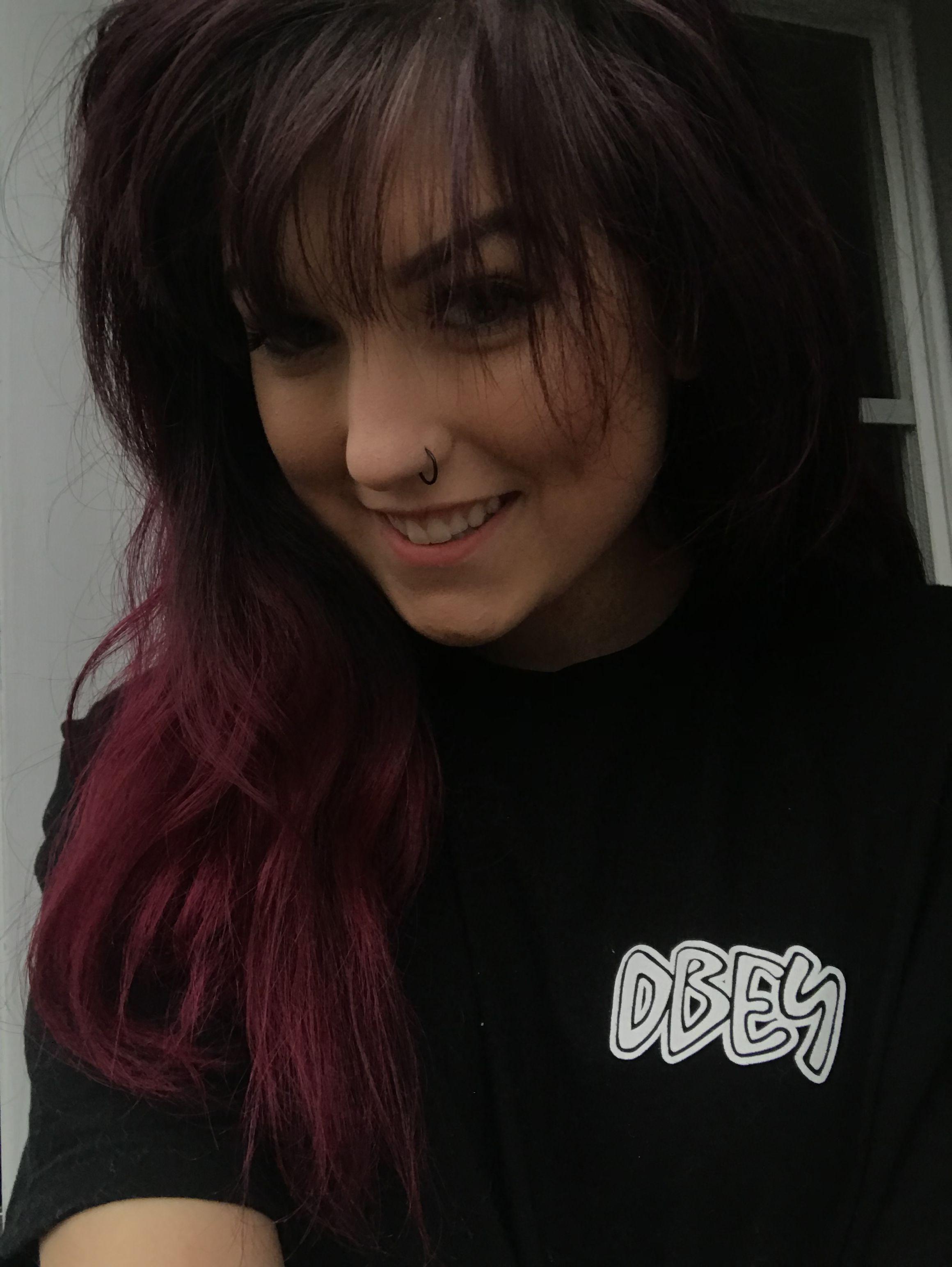Pin by gabie graziano on hÄir pinterest teen girl hair emo