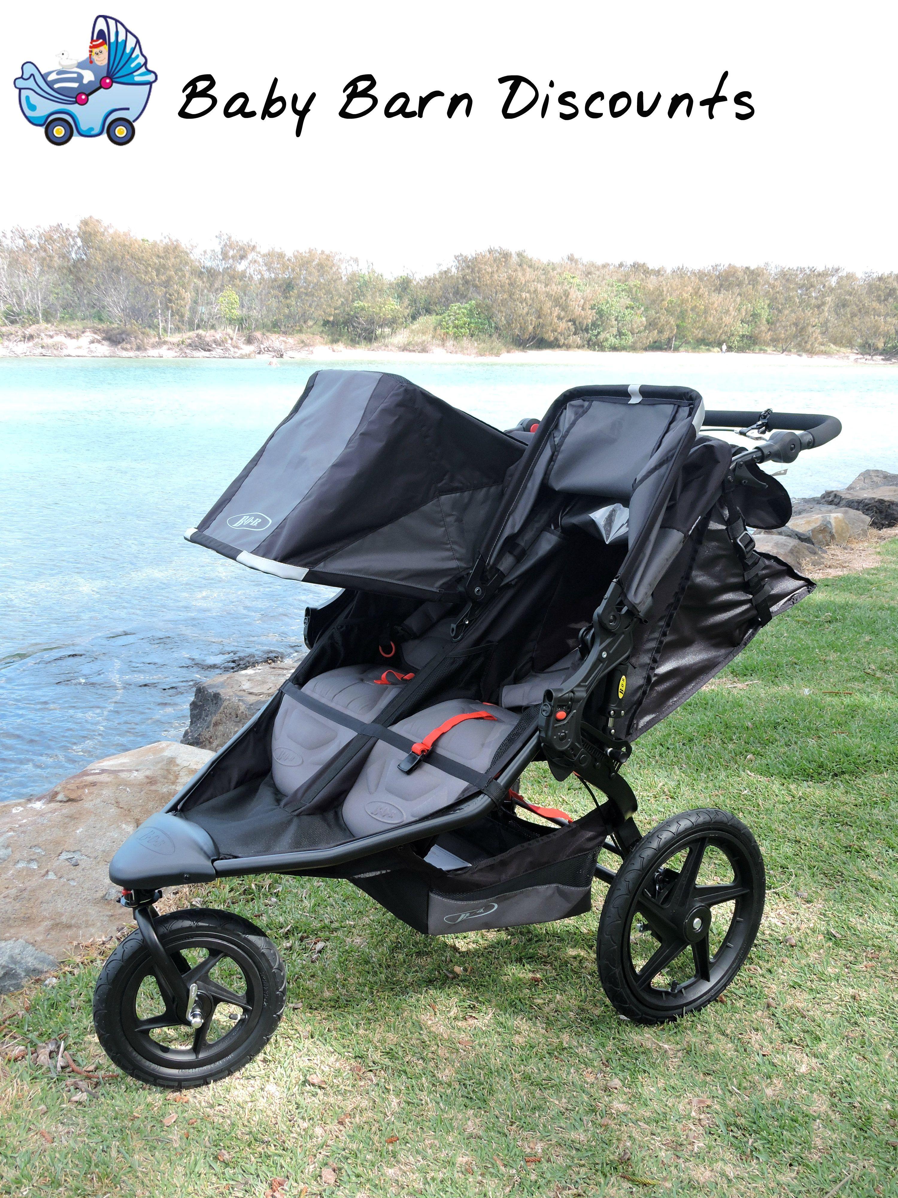 BOB Revolution Duallie Pro Stroller Black Stroller, Baby