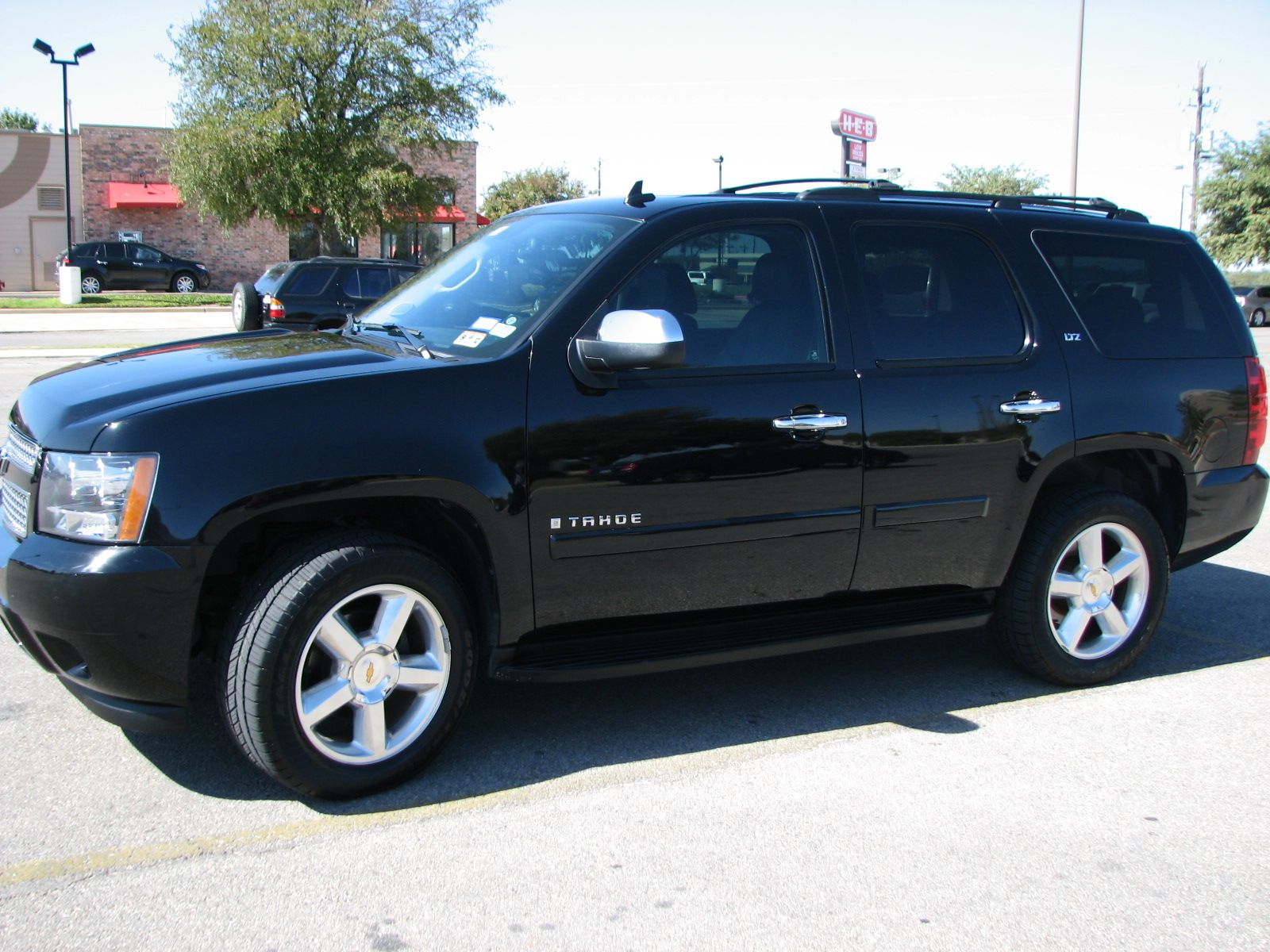 2008 chevy tahoe ltz autos post