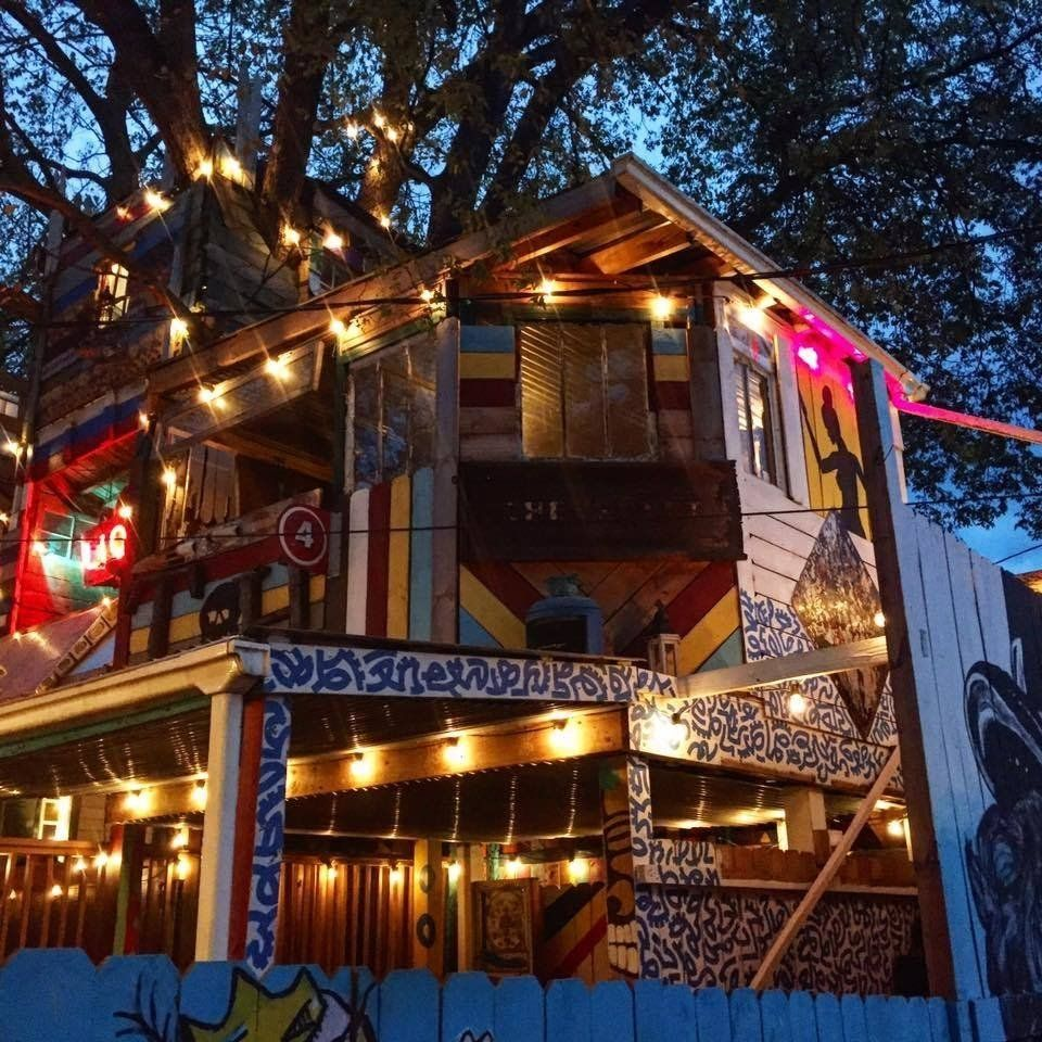 The Treehouse Restaurant In Tennessee Belongs On Your Bucket List