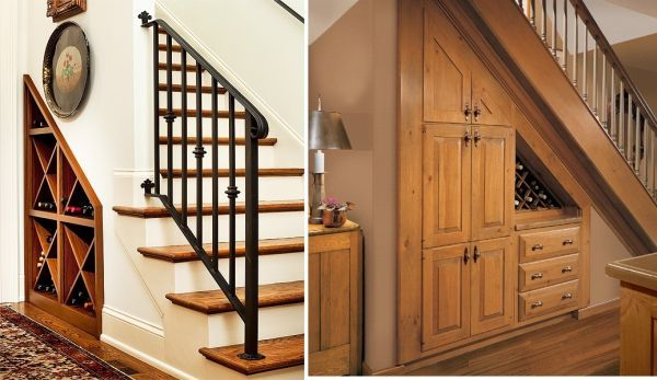 60 Under Stairs Storage Ideas For Small Spaces Making Your House Stand Out. Wine  StorageCabinet StorageStorage ...