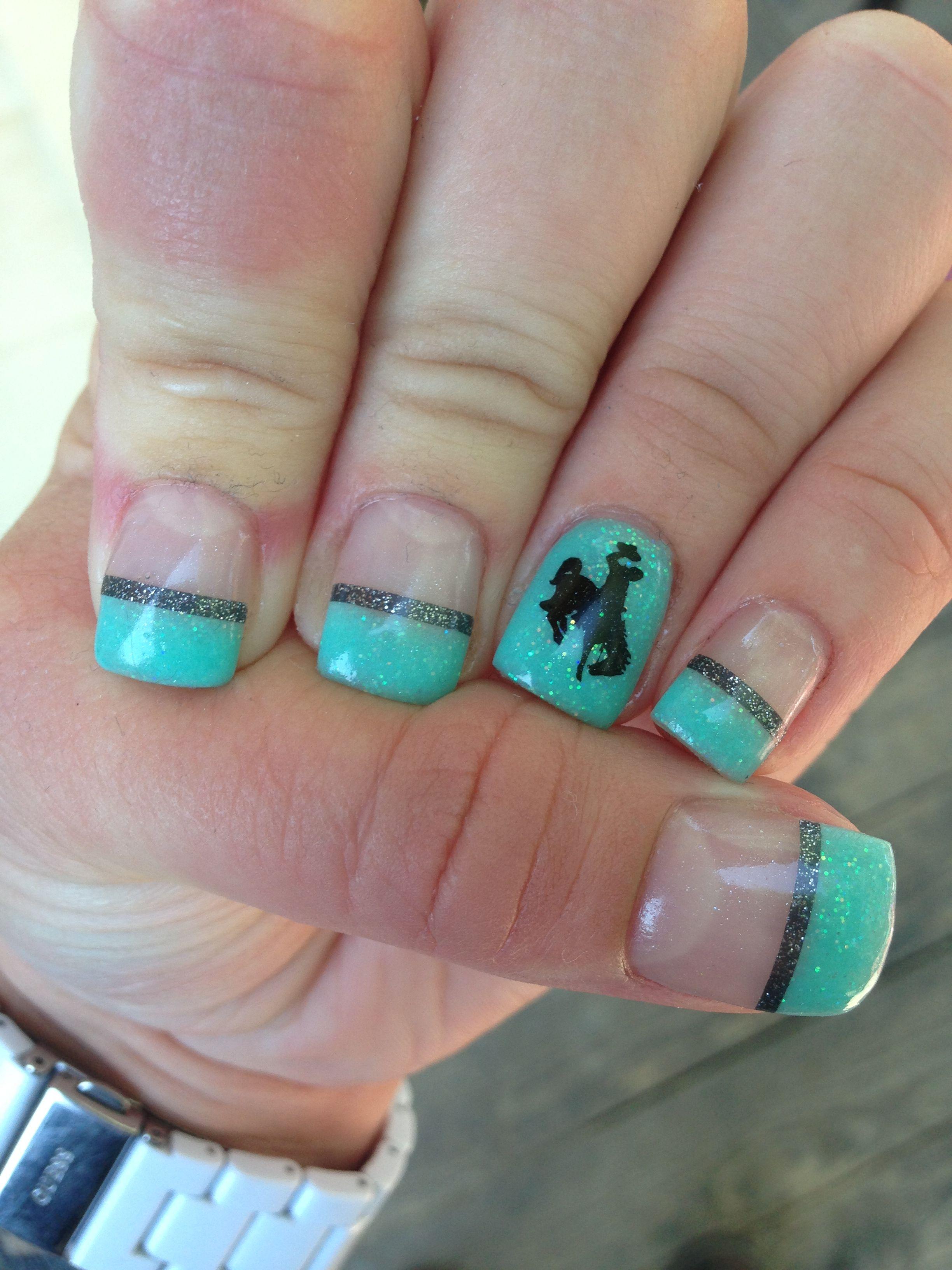 Representing Wyo! Tiffany Blue! Thanks Holli Smith Zdrojewski ...