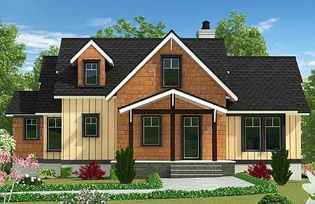 plan 26695gg mountain cottage with detached garage
