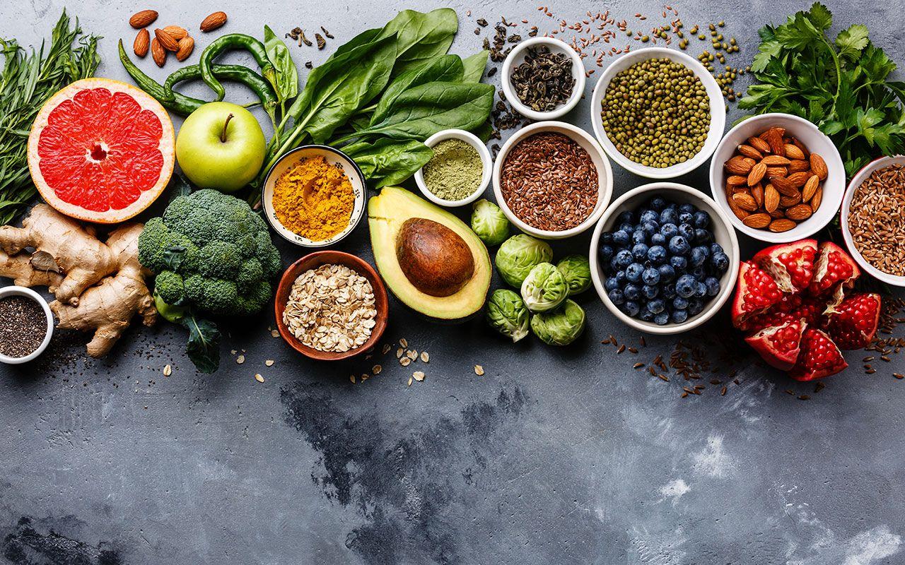 how a balanced diet can help nurture muscles