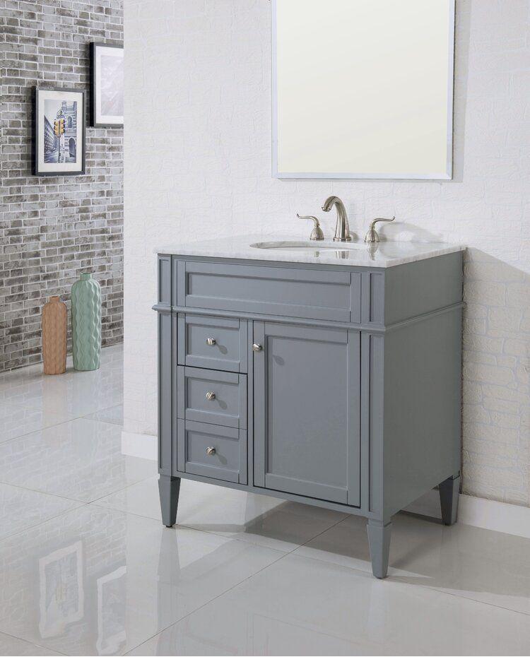 Antionette 32 Single Bathroom Vanity Set Single Bathroom Vanity Bathroom Vanity Double Vanity Bathroom