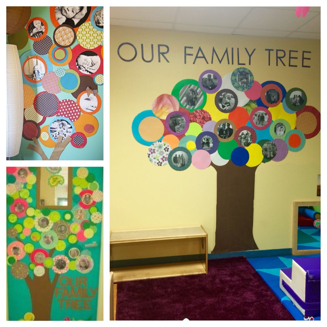 Thank You Pinterest Made My Own Infant Classroom Family