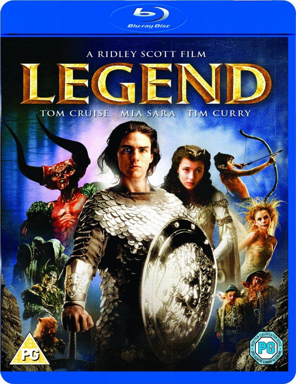 Legend (1985) DIRECTORS CUT BluRay 720p AC3 x264-CHD | High Definition For  Fun