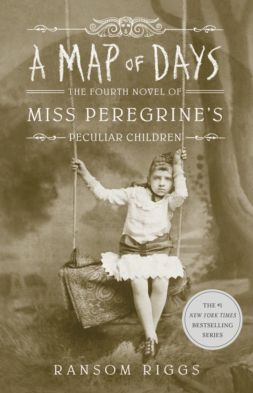 Book Four Of Miss Peregrine S Home For Peculiar Children Miss