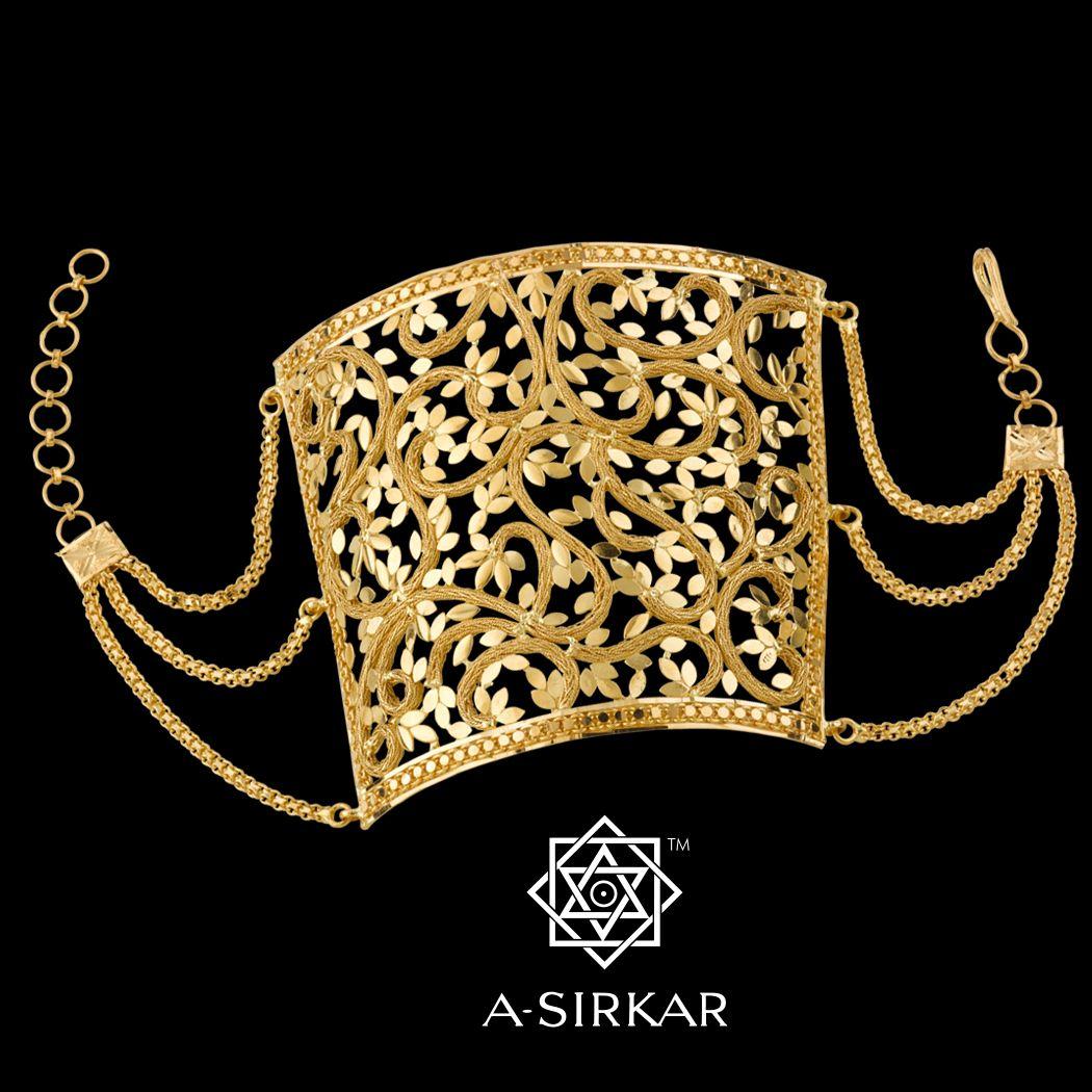 Arabesque Pin-Choor: In effect it\'s like a half mantasha where the ...