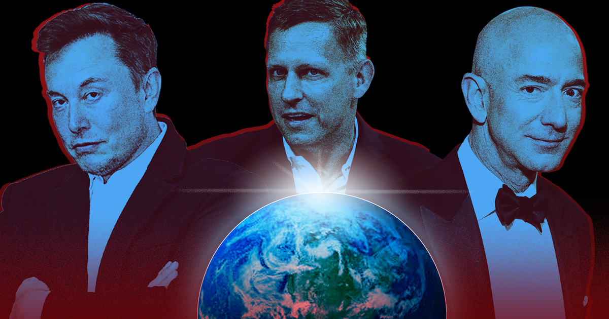 3 tech leaders most likely to supervillains Union