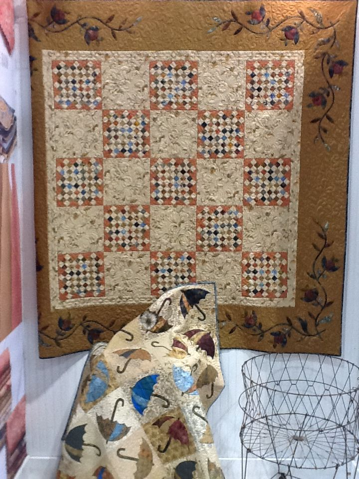 A new quilt from Edyta Sitar!
