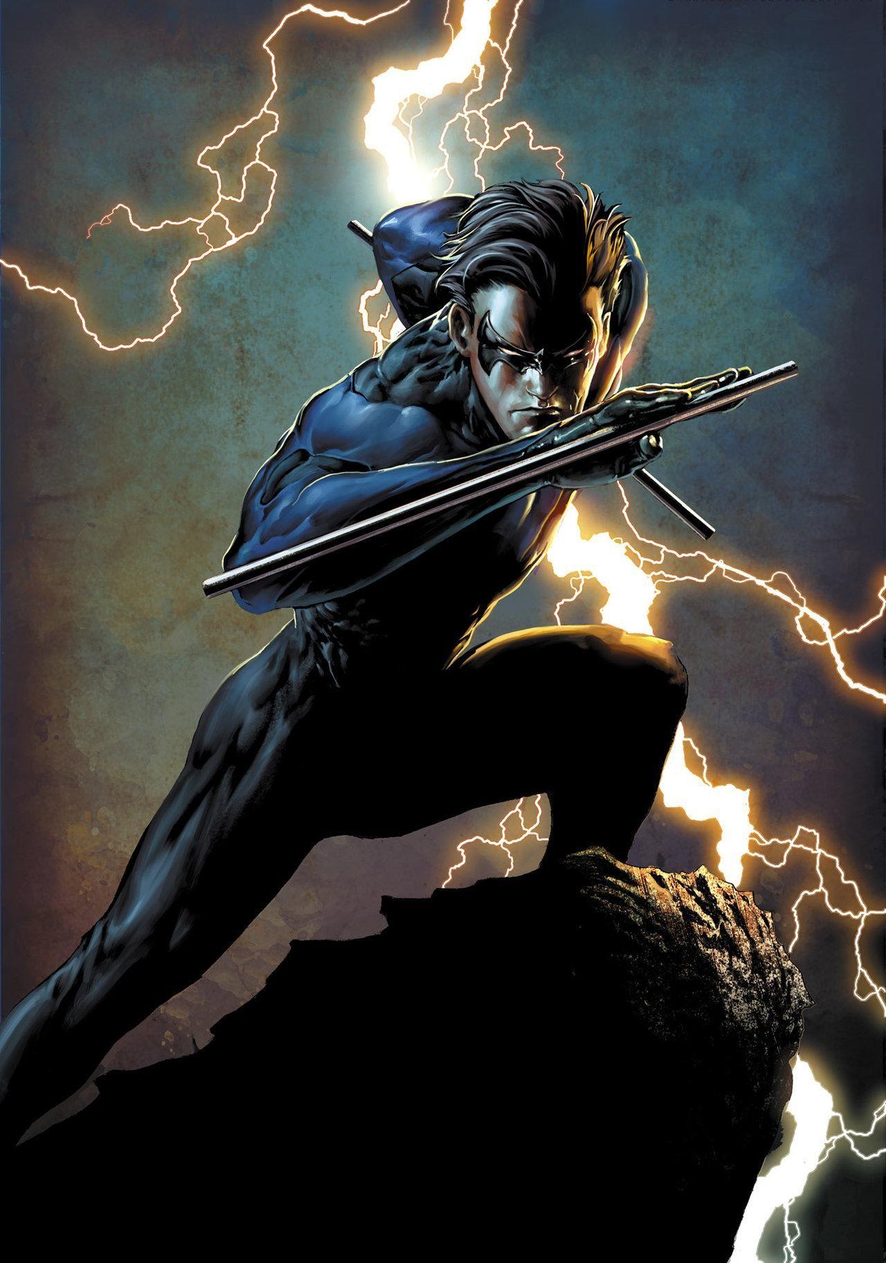 #Nightwing #Fan #Art. (Nightwing #150) By: Philip Tan. (THE * 5 * STÅR * ÅWARD * OF * MAJOR ÅWESOMENESS!!!™)