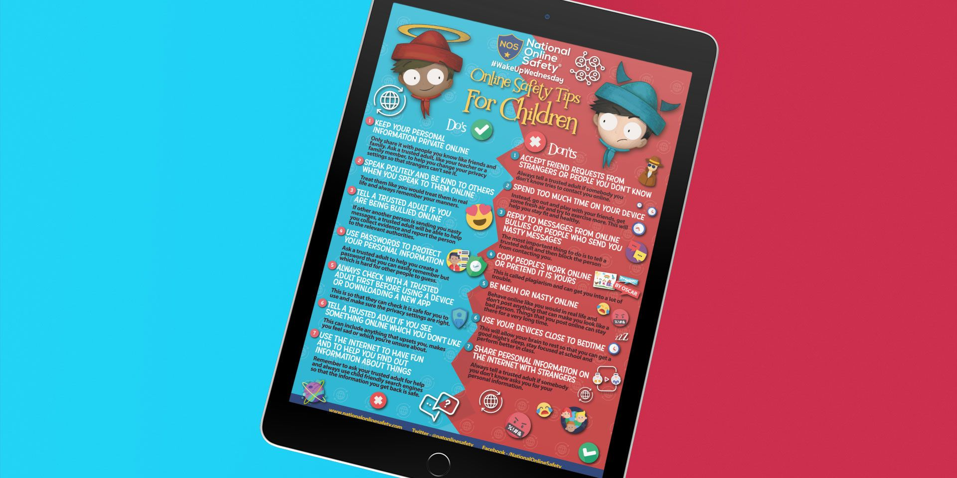 Esafety Guides for Schools National Online Safety in