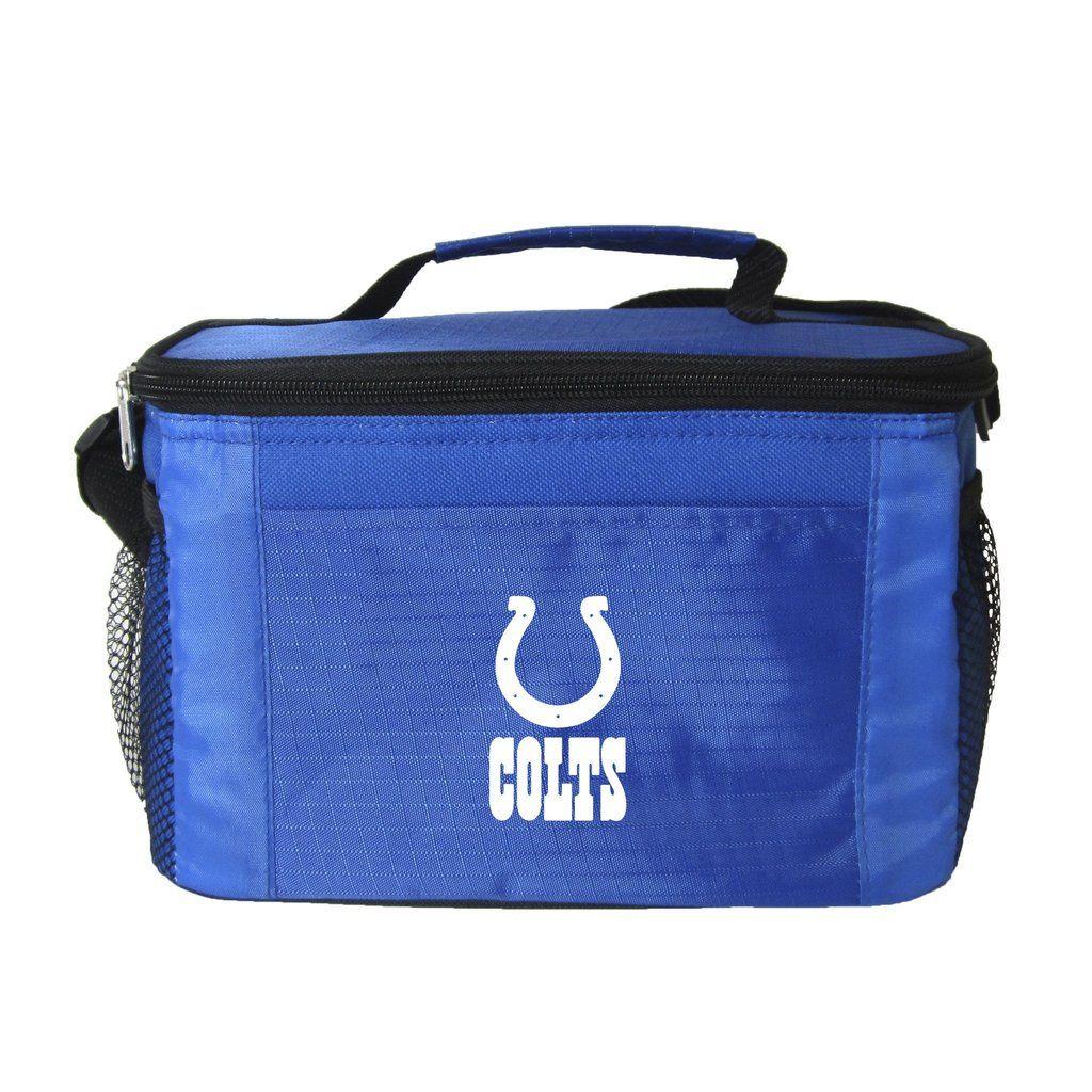 Indianapolis Colts Kolder Kooler Bag 6 Pack Blue Special Order ... 2506fe94b