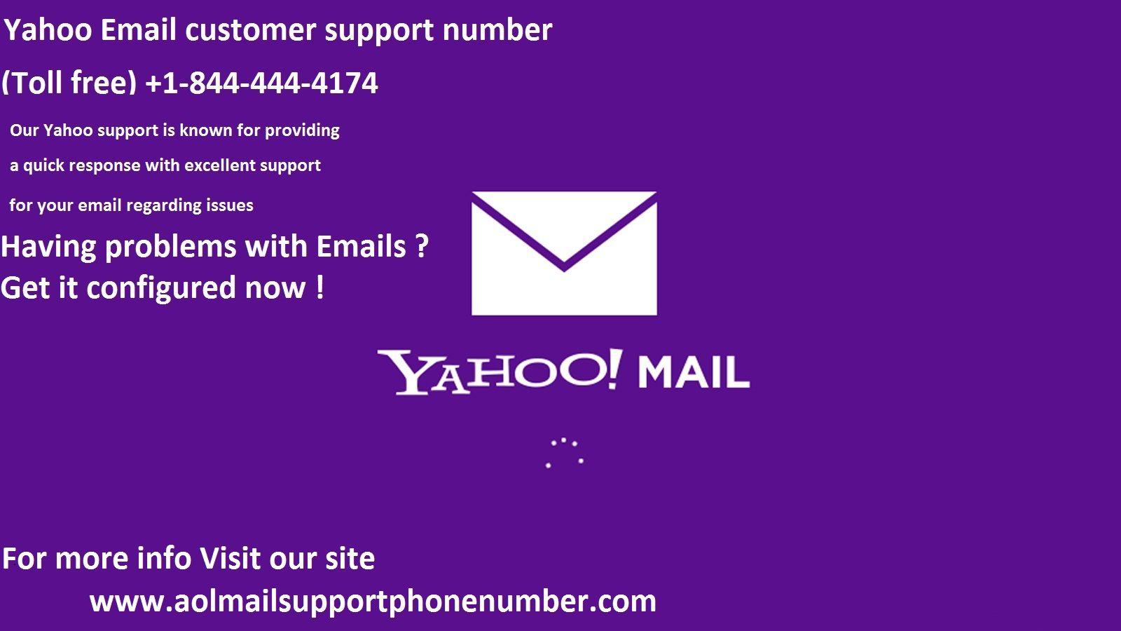Yahoo Email Customer Service Phone