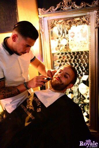 Barber Shop arreglo de barba