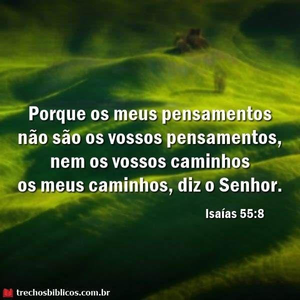 Versículos De Isaias Versículos Biblicos Palavra De Deus