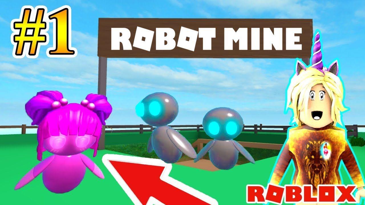 Savasci Robot Madeni Bulduk Roblox Robot Simulator Rolblox Turkce Turkce Robot Oyun