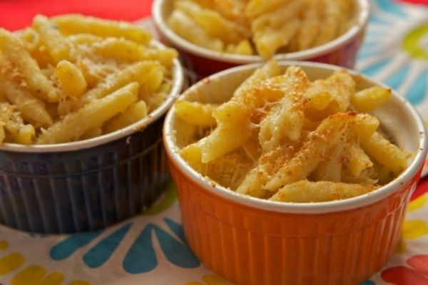 Penne ai quattro formaggi super tuscan mac n cheese under penne ai quattro formaggi mac n cheese make in little ramekins for parties gabriele corcos and debi mazar cooking channel forumfinder Gallery