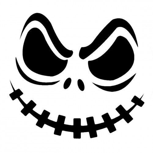 free scary jack o lantern patterns archives