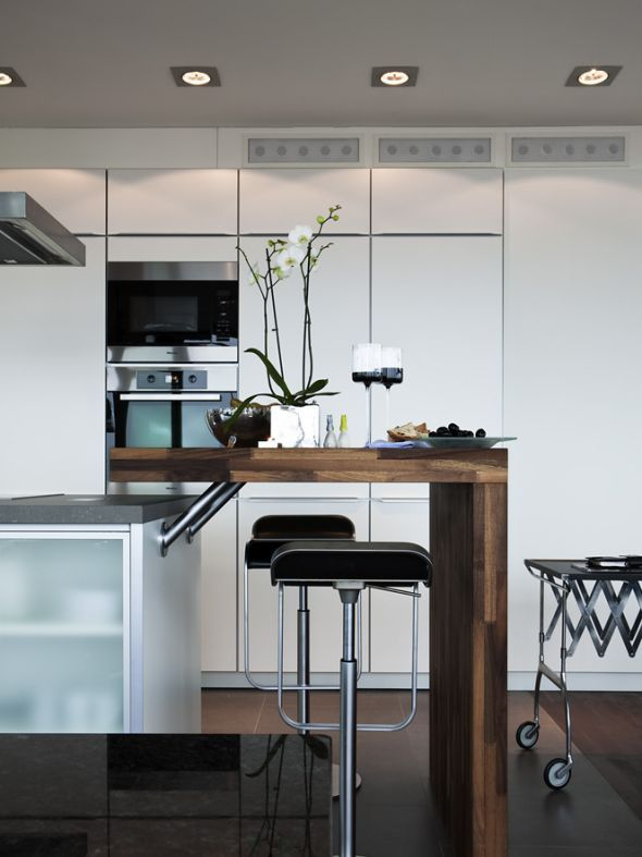 Wohnen und Raumgestaltung Pinterest - kücheninsel selbst gebaut