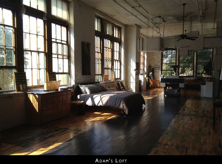 Adam Galloway S Apartment From House Of Cards 736x545 Loft