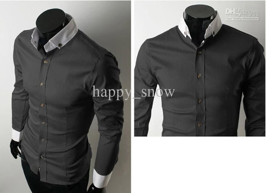 casual fashion for men 2013Wholesale Shirts Buy 2013 Mens Clothing ...