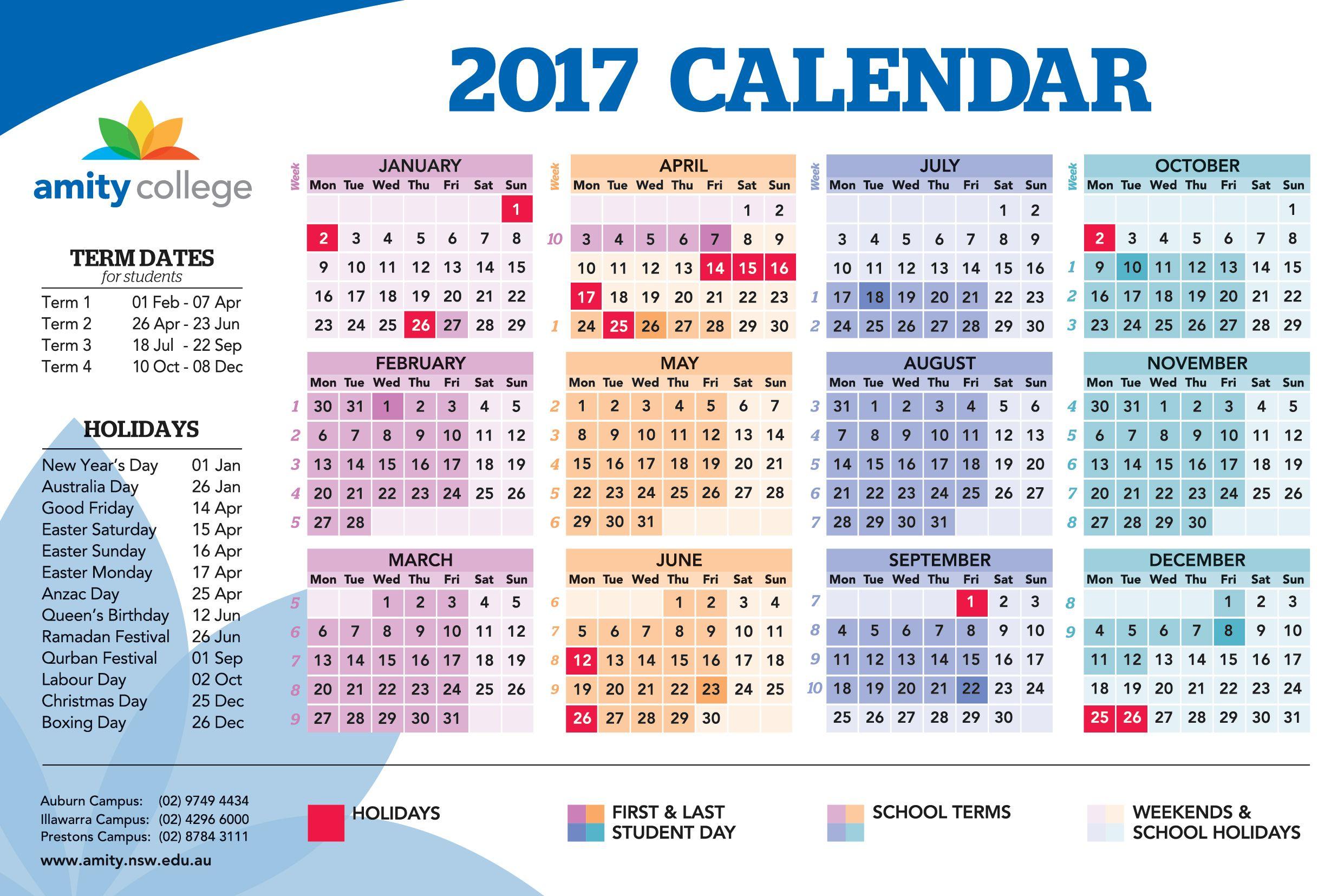 2018 calendar nsw school happy new year 2018 pictures