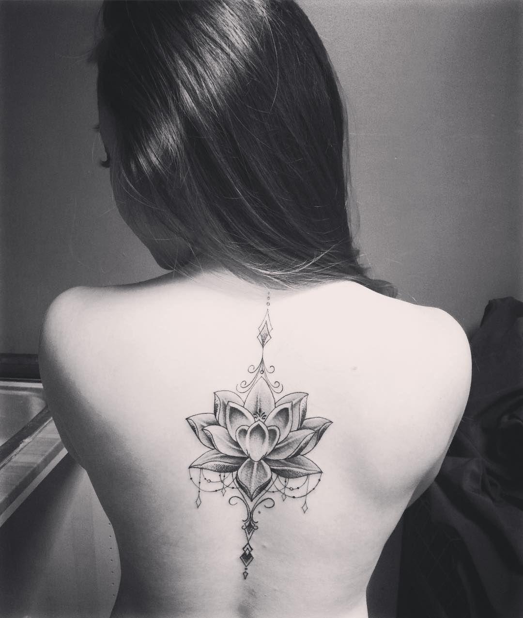 Image Result For Spine Tattoo Tattoos Orientalmehndihenna
