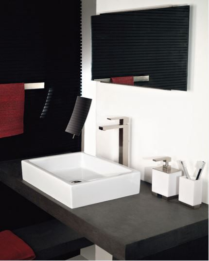 Gessi Rettangolo Designer Bathroom Collection
