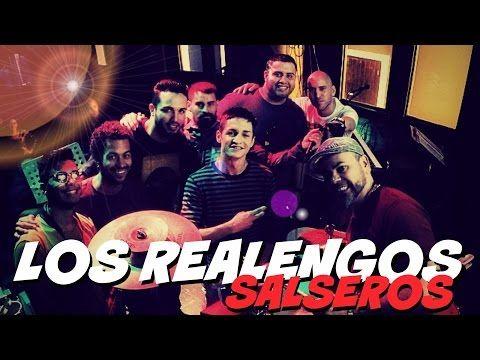 LOS REALENGOS SALSEROS @ Nuyorican Cafe, Viejo San Juan, Rosa La Mentirosa