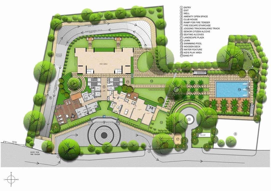 Image Result For Best Master Plan Landscape Layout Plan Real Estate Houses Real Estate Services How To Plan