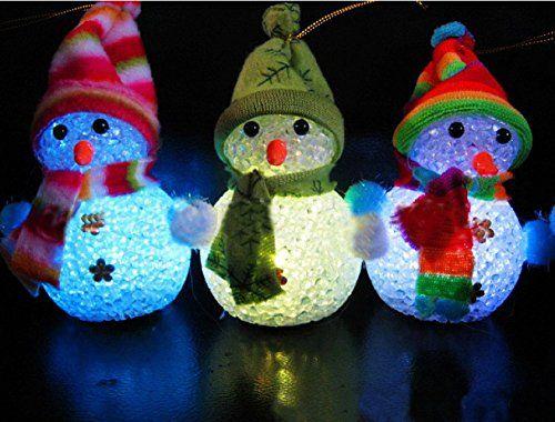 Snowman Table Centerpieces Snowman Christmas Ornaments Pinterest