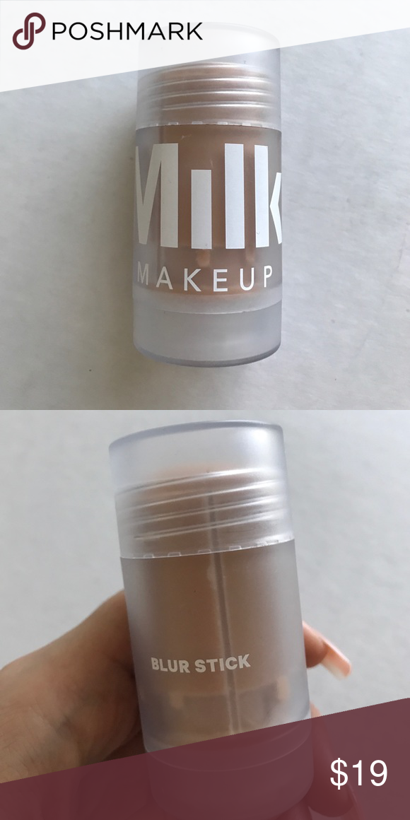 MILK MAKEUP BLUR STICK Used once to swatch. Comes