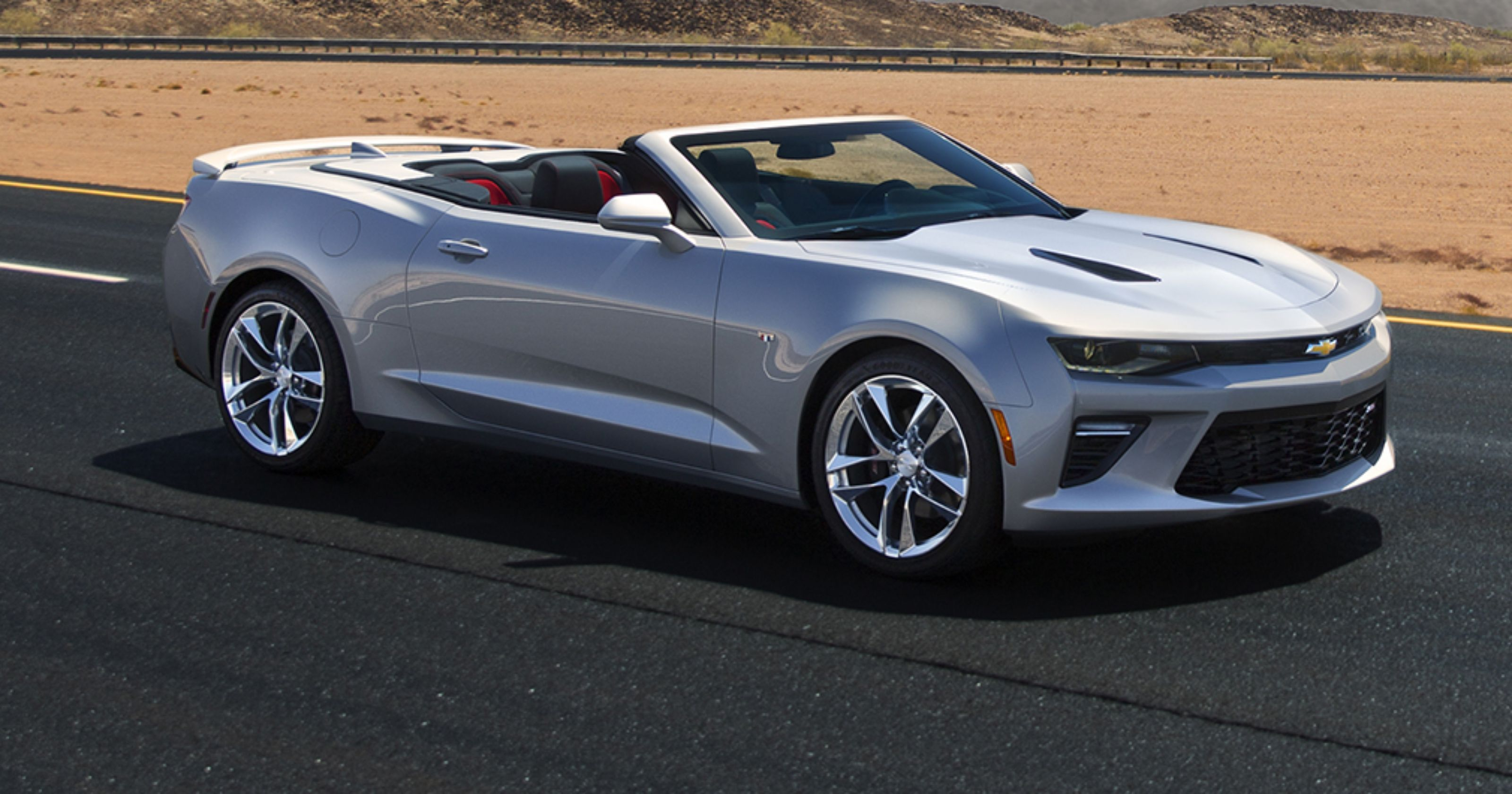 Check Out This Photo From Usa Today Chevrolet Takes The Top Off