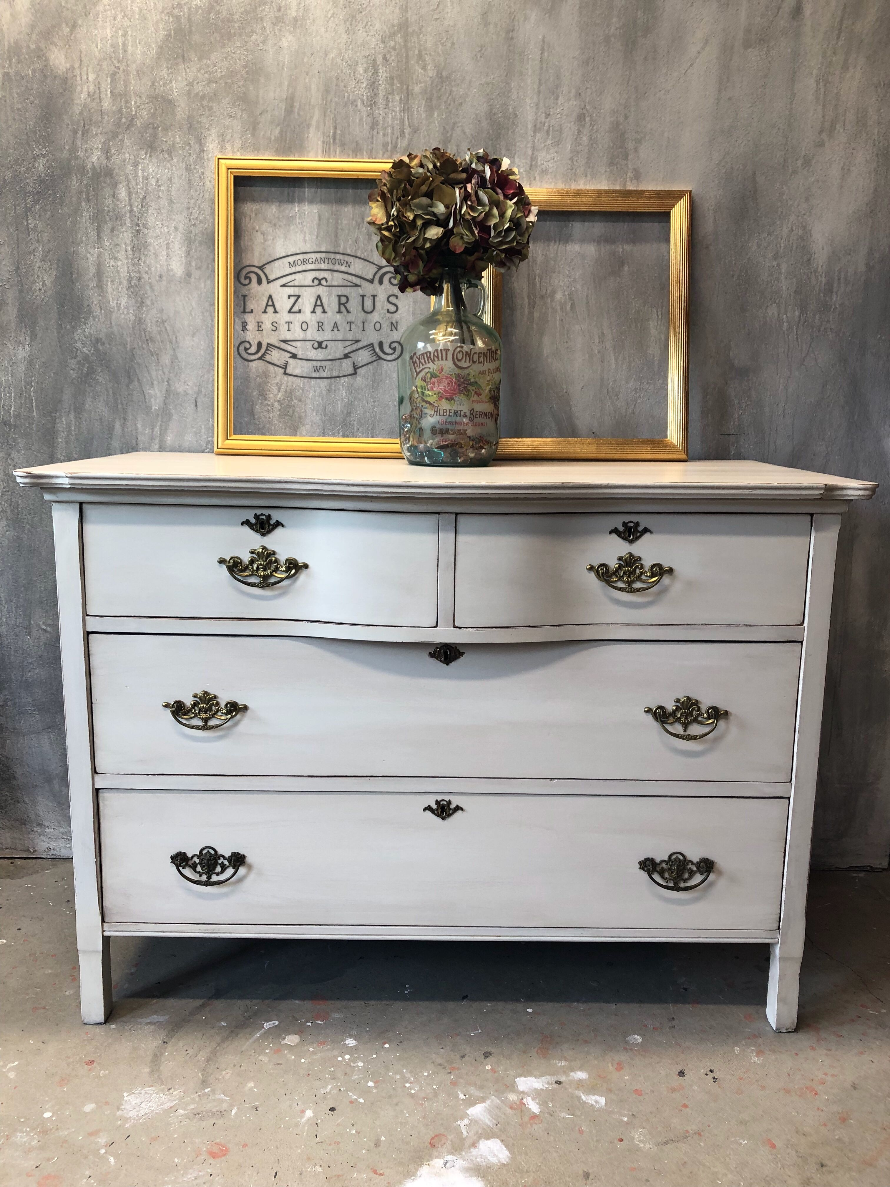 Fusion Mineral Paint Raw Silk With Antiquing Glaze Antiquing Glaze Fusion Mineral Paint Home Decor