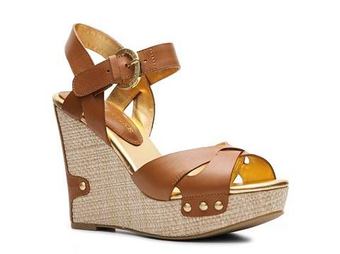 465225296541e Audrey Brooke Haleen Wedge Sandal Women s Wedge Sandals All Women s Sandals  Sandal Shop - DSW
