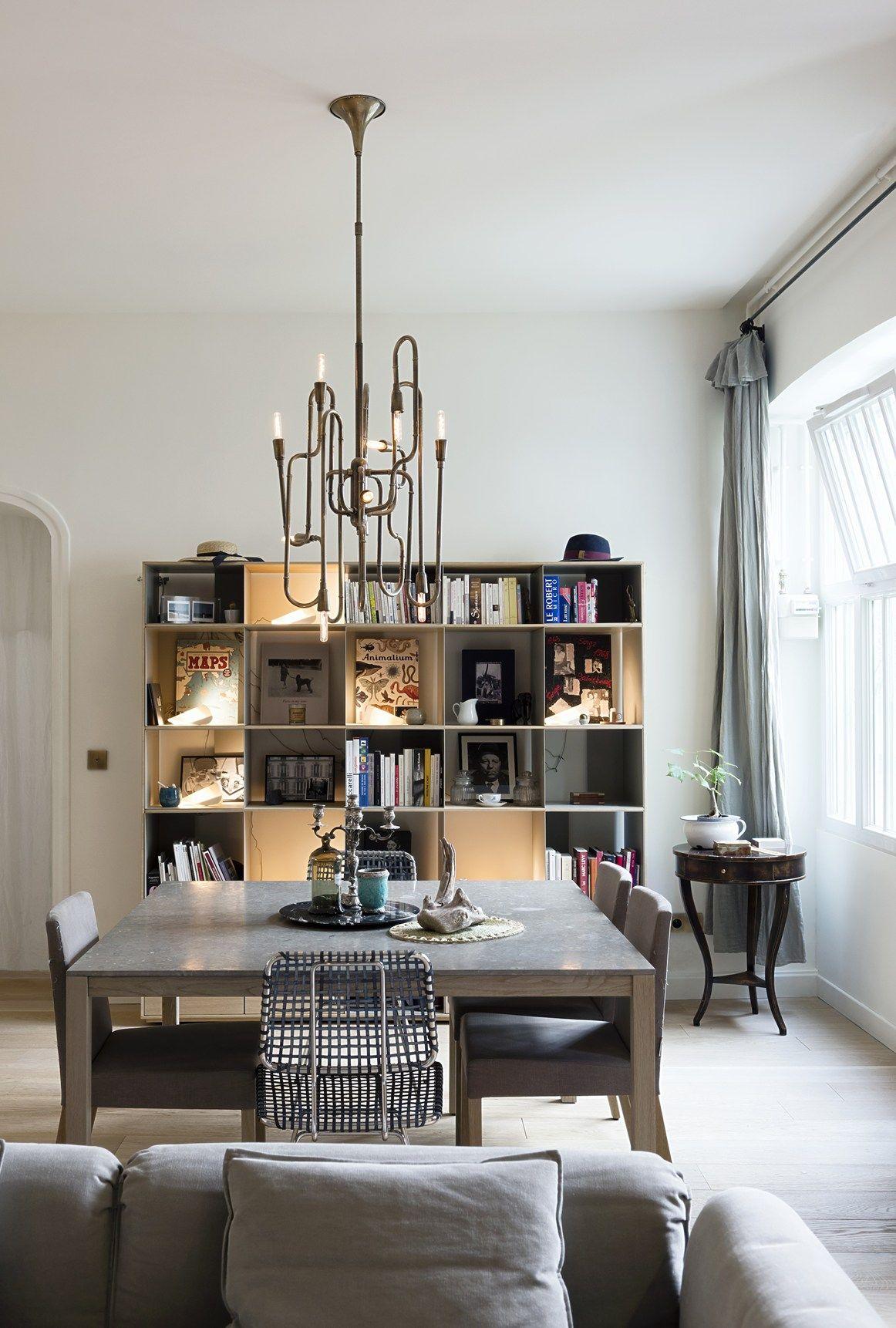 A parigi una 39 sartoria per interni 39 con abimis un for Appartamento design interni