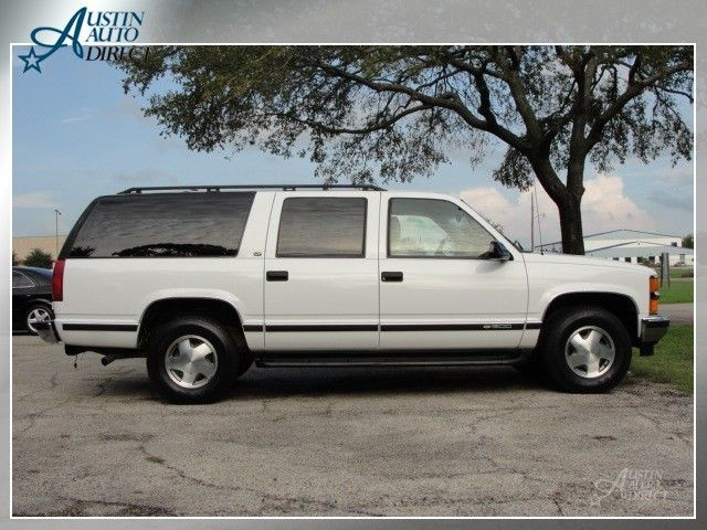 99 Chevy Suburban Ford Excursion