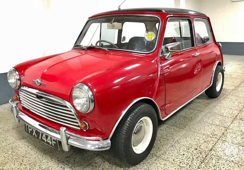 Mini Cars For Sale >> Ebay 1967 Mk1 Morris Mini Cooper S 1275 Classicmini Mini