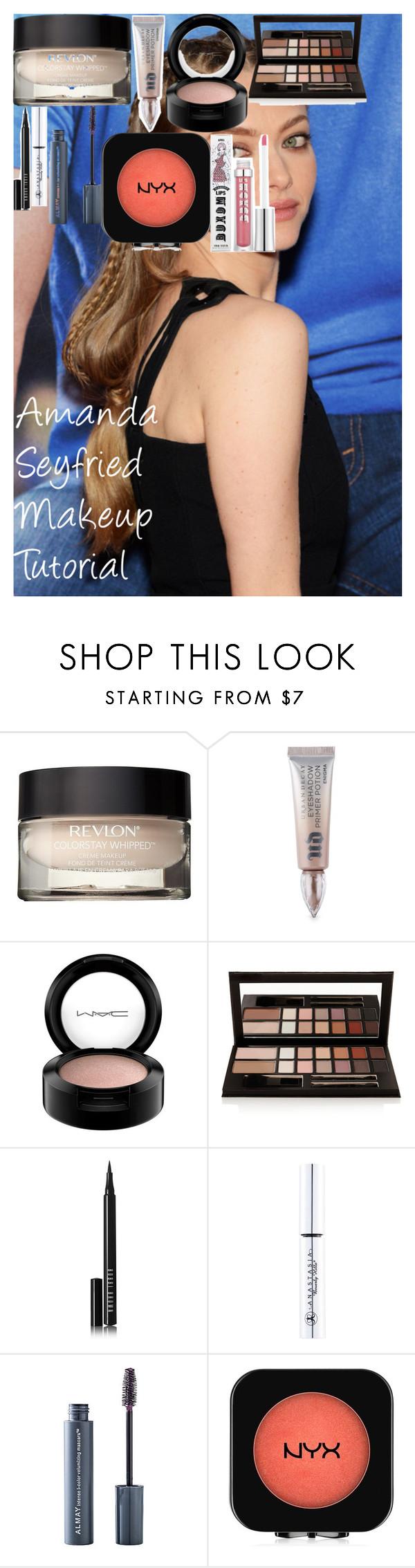 """Amanda Seyfried Makeup Tutorial"" by oroartye1 on"