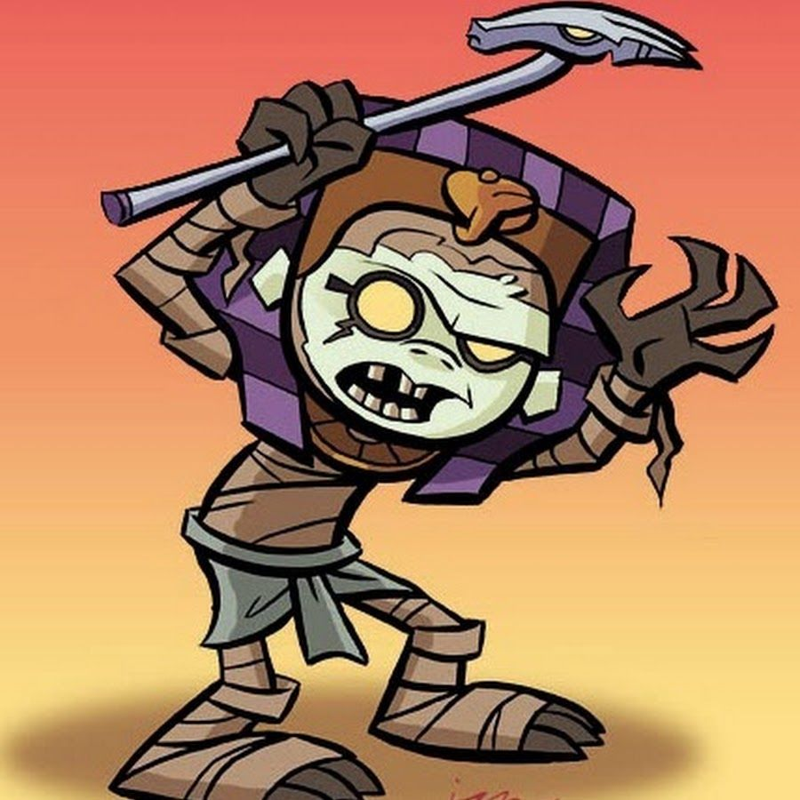 Tutenstein is an animated television series, produced by Porchlight