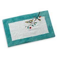 Lenox Chirp Bath Rug 100 Cotton
